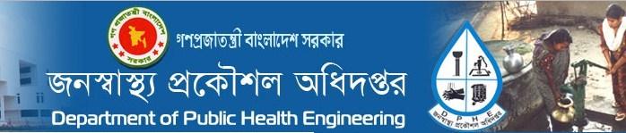 Department of Public Health Engineering Job Circular 2019
